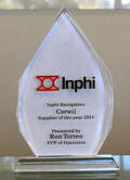 CORWIL-Inphi_Supplier_Award